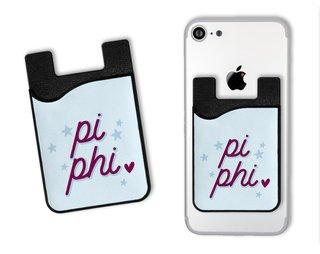 Pi Beta Phi Star Card Caddy