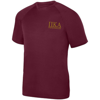 Pi Kappa Alpha- $15 World Famous Dry Fit Wicking Tee