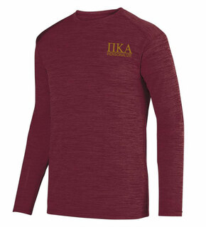 Pi Kappa Alpha- $20 World Famous Dry Fit Tonal Long Sleeve Tee