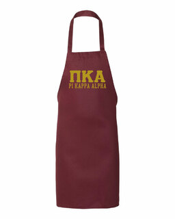 Pi Kappa Alpha Large Apron
