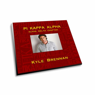 Pi Kappa Alpha Collage Picture Frame