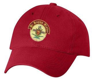 DISCOUNT-Pi Kappa Alpha Crest - Shield Hat