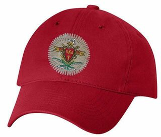 DISCOUNT-Pi Kappa Alpha Crest - Shield Hat