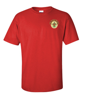 DISCOUNT-Pi Kappa Alpha Crest - Shield Shirt