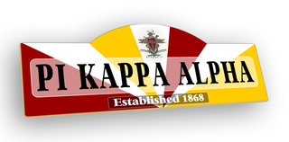 Pi Kappa Alpha Display Sign
