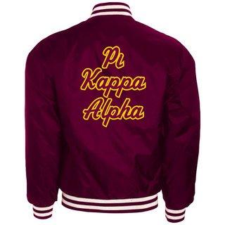 Pi Kappa Alpha Heritage Letterman Jacket