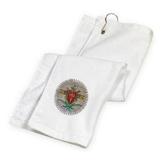 DISCOUNT-Pi Kappa Alpha Golf Towel