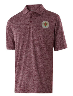 Pi Kappa Alpha Greek Crest Emblem Electrify Polo