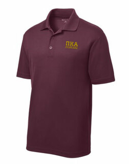 $30 World Famous Pi Kappa Alpha Greek PosiCharge Polo