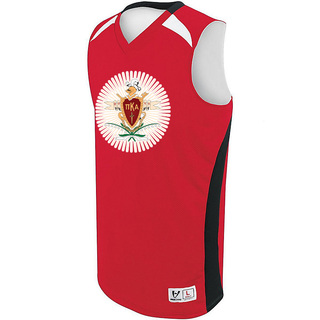Pi Kappa Alpha High Five Campus Basketball Jersey