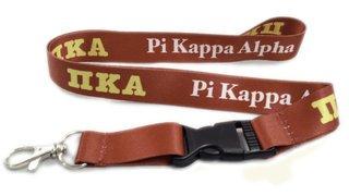 Pi Kappa Alpha Lanyard