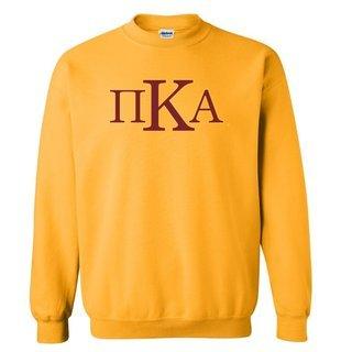 Pi Kappa Alpha Logo Crewneck Sweatshirt