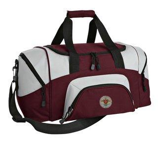 Pi Kappa Alpha Colorblock Duffel Bag