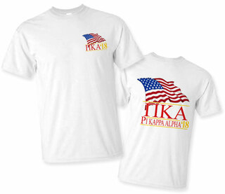 Pi Kappa Alpha Patriot Limited Edition Tee- $15!