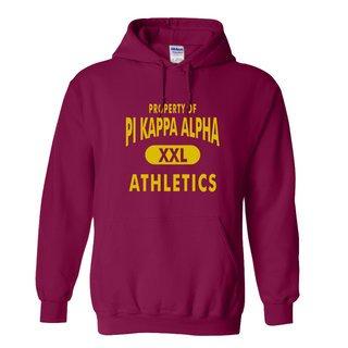 Pi Kappa Alpha prop Hoodie