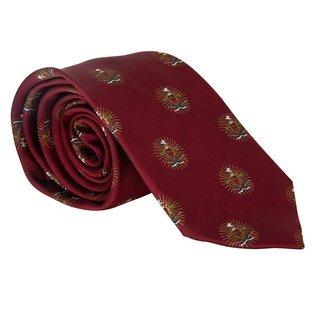 Pi Kappa Alpha Repeating Crest Tie