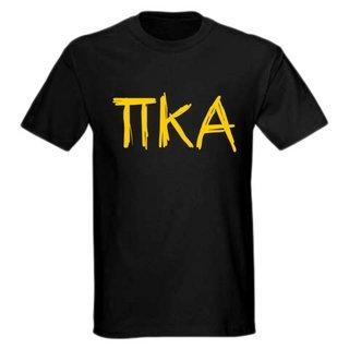Pi Kappa Alpha Scribble Shirt