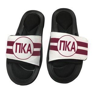 Pi Kappa Alpha Slide On Circle Sandals