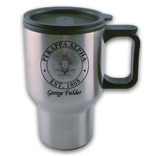 Pi Kappa Alpha Travel Mug