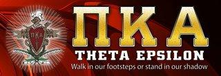Pi Kappa Alpha Vinyl Banner