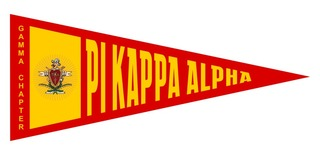 Pi Kappa Alpha Wall Pennants