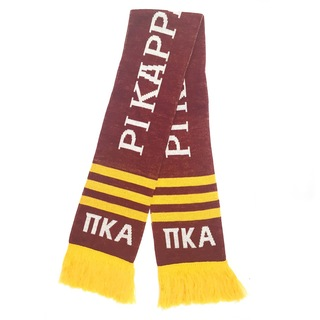 Pi Kappa Alpha Winter Scarf