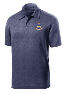 DISCOUNT-Pi Kappa Phi- World Famous Greek Crest - Shield Contender Polo