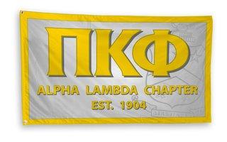 Pi Kappa Phi 3 x 5 Flag