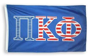 Pi Kappa Phi 3 X 5 USA Flag