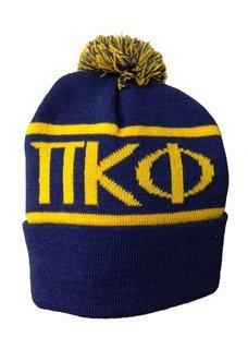 Pi Kappa Phi Beanie Ski Cap