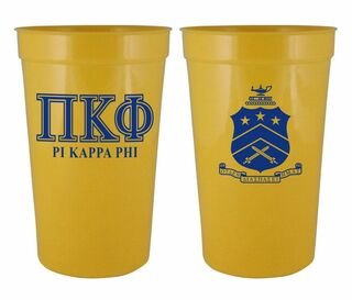 Pi Kappa Phi Big Crest Stadium Cup