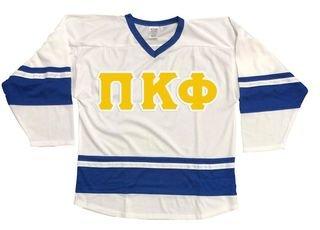 DISCOUNT-Pi Kappa Phi Breakaway Lettered Hockey Jersey