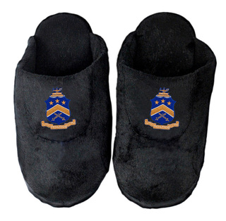 DISCOUNT-Pi Kappa Phi Crest - Shield Slippers