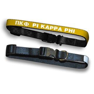 Pi Kappa Phi Dog Collar