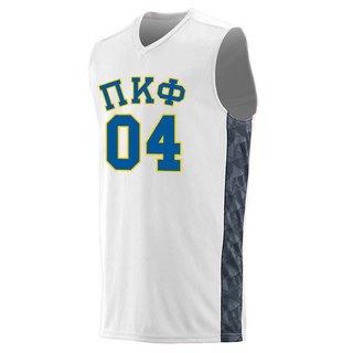 Pi Kappa Phi Fast Break Game Basketball Jersey