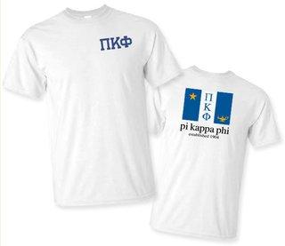 Pi Kappa Phi Flag T-Shirt