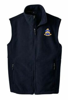 Pi Kappa Phi Fleece Crest - Shield Vest