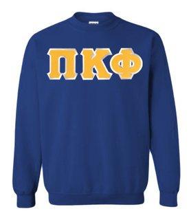 Pi Kappa Phi Greek Crewneck- MADE FAST!