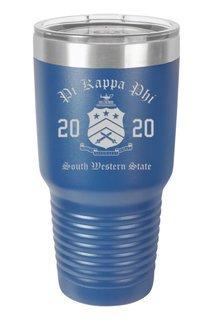Pi Kappa Phi Insulated Tumbler