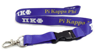 Pi Kappa Phi Lanyard