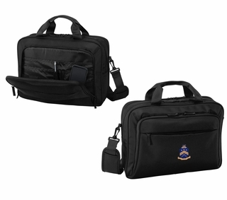 DISCOUNT-Pi Kappa Phi Crest - Shield Briefcase Attache
