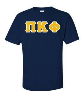 Pi Kappa Phi Lettered T-Shirt