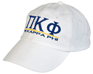 Pi Kappa Phi World Famous Line Hat