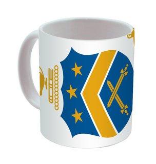 Pi Kappa Phi Mega Crest - Shield Coffee Mug