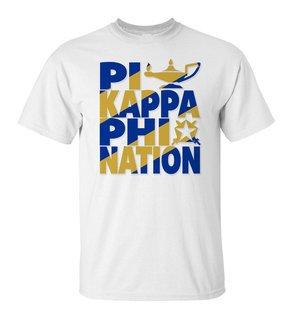 Pi Kappa Phi Nation T-Shirt