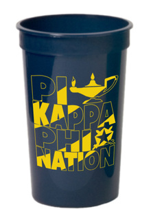Pi Kappa Phi Nations Stadium Cup - 10 for $10!