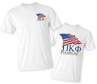 Pi Kappa Phi Patriot Limited Edition Tee- $15!