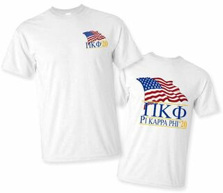 Pi Kappa Phi Patriot Limited Edition Tee