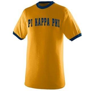 Pi Kappa Phi Ringer T-shirt