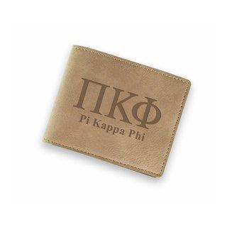 Pi Kappa Phi Fraternity Wallet